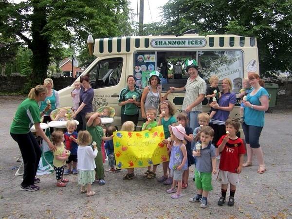 Childrens Party Ice Cream