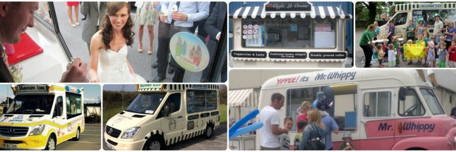 Wedding Day Ice Cream Vans